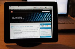 Multimedia-Double écran Ipad