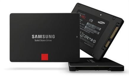 Optimiser un disque SSD Samsung 850 Pro