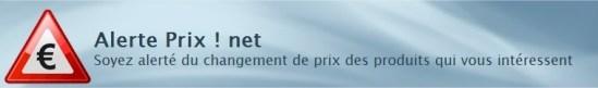 Surveiller les prix de vos sites e-commerce préférés-Alerte Prix ! net
