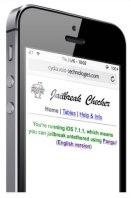 Trouvez le jailbreak compatible avec votre iOS