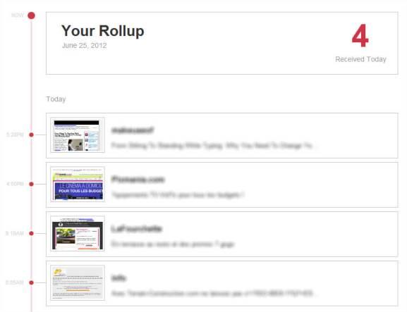 Unroll.me - Your Rollup - remove spam