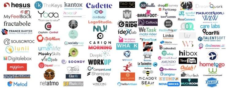 100 startups