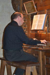 Sébastien Maigne en concert