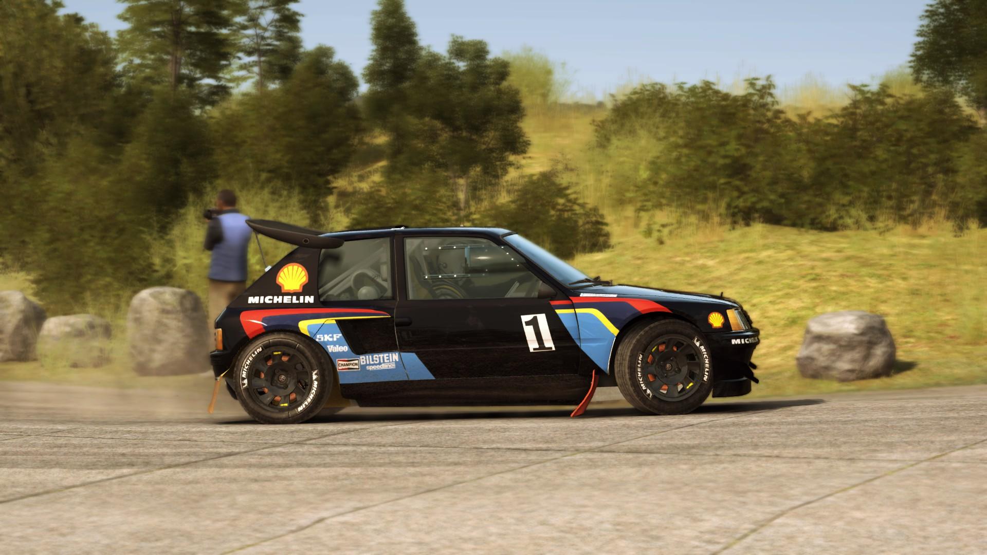Dirt Rally Custom Liveries  Sebastien Nova