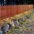 lysande-staket