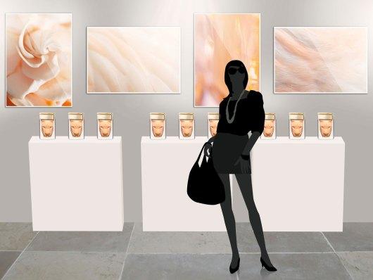 Galerie des images du parfum de chez Cartier