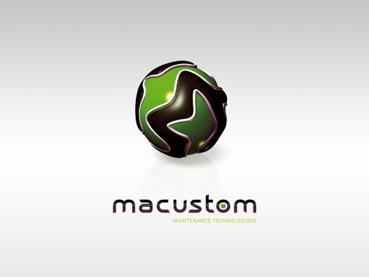 Logo Macustom