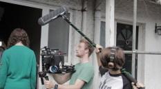 Filming in full swing