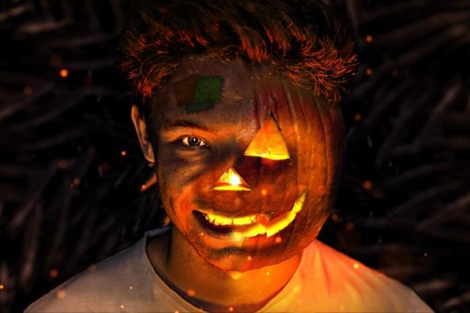 Pumpkin Grin 2