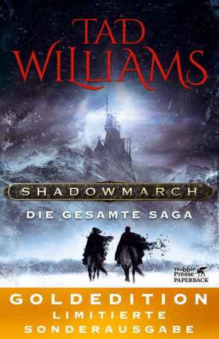 Ted Williams - Shadowmarch, die gesamte Saga