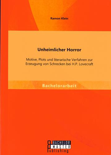 Ramon Klein - Unheimlicher Horror