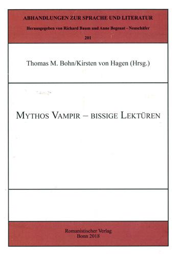 Bohn / von Hagen (Hrsg.) - Mythos Vampir