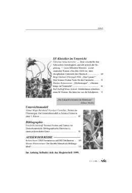 IDE-Science Fiction-Inhaltsverzeichnis Seite 2