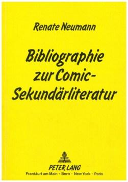 Renate Neumann - Bibliographie zur Comic-Sekundärliteratur