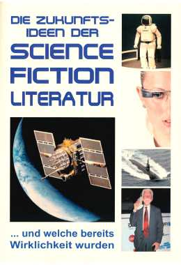 Zukunftsideen der Science Fiction Literatur … – Titelcover