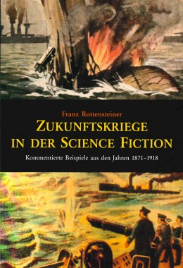 Zukunftskriege in der Science Fiction – Titelcover