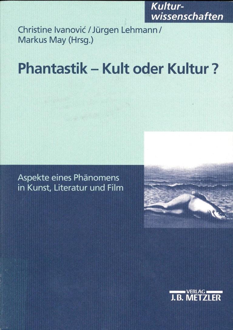 Phantastik-Kult oder Kultur? - Titelcover