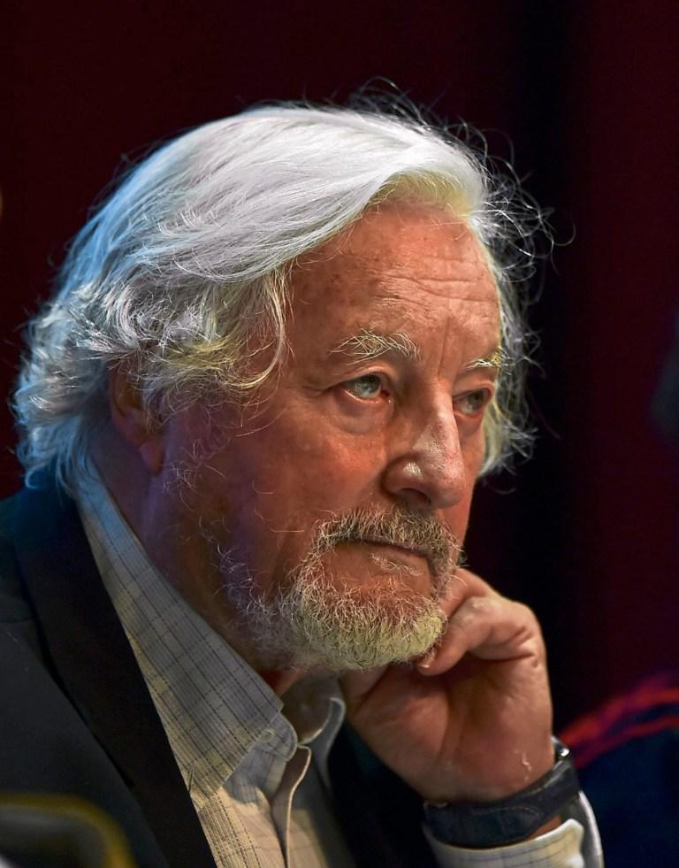 """Marc Augé prägte das Konzept des """"Nicht-Orts"""". Foto: APA/AFP/RONALDO SCHEMIDT"""