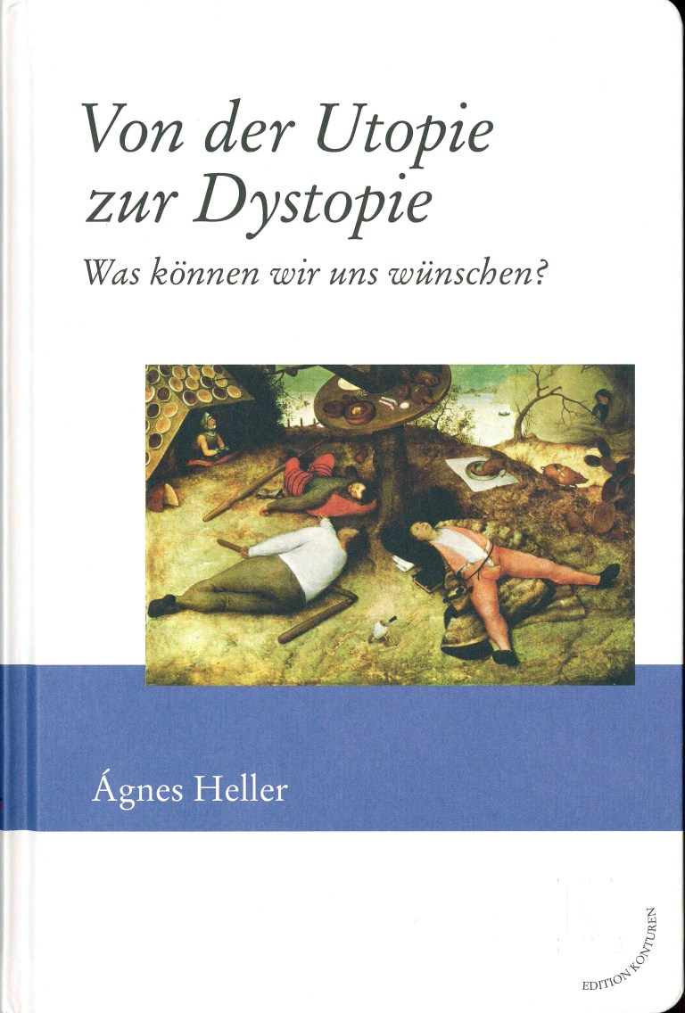 Vo der Utopie zur Dystopie - Titelcover