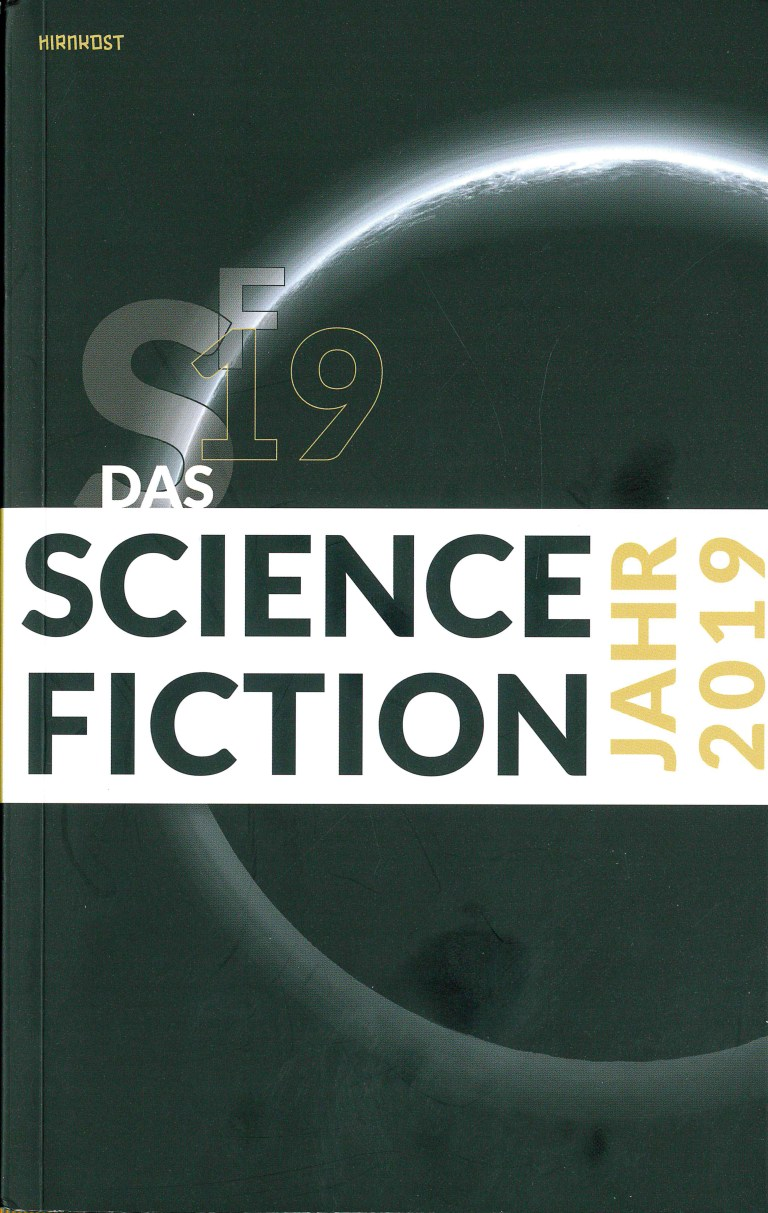Science Fiction Jahr 2019 - Titelcover