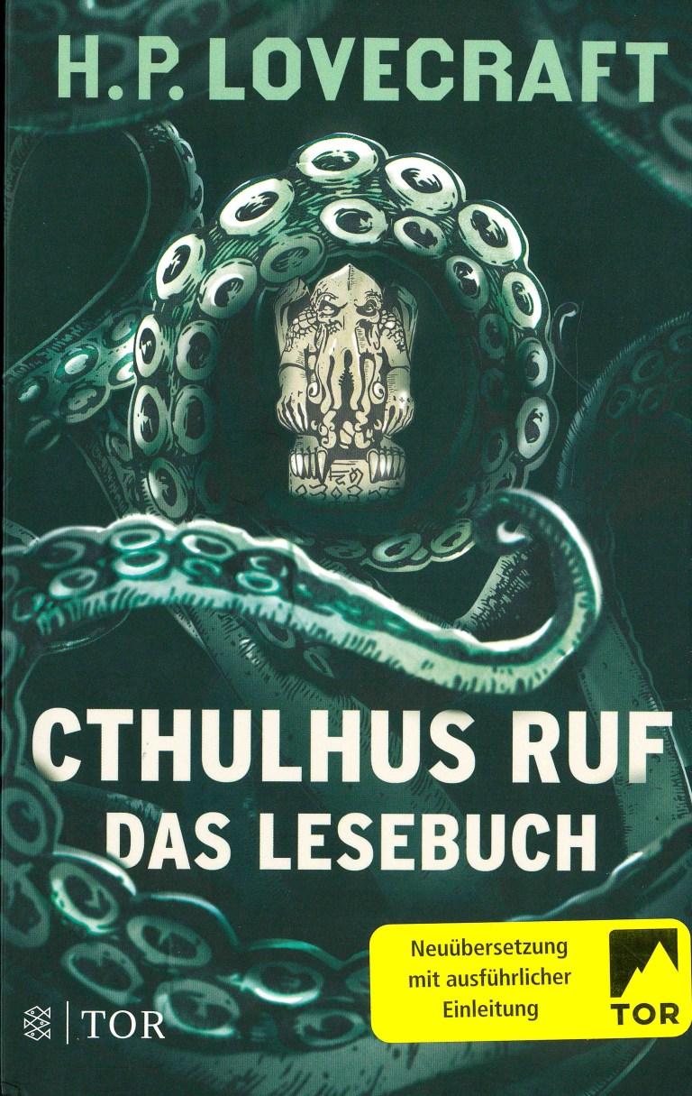Cthulhus Ruf. Das Lesebuch - Titelcover