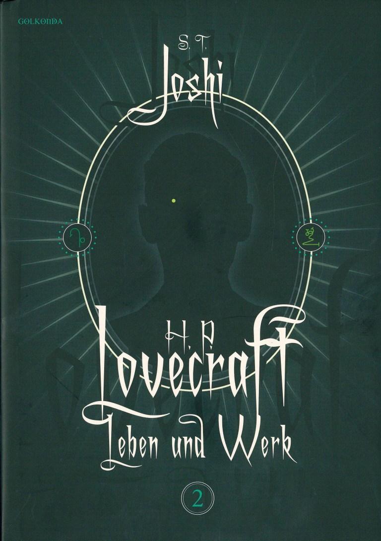 H. P. Lovecraft, Leben und Werk, Teil 2 - Titelcover