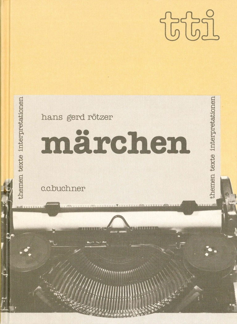 Märchen - Titelcover