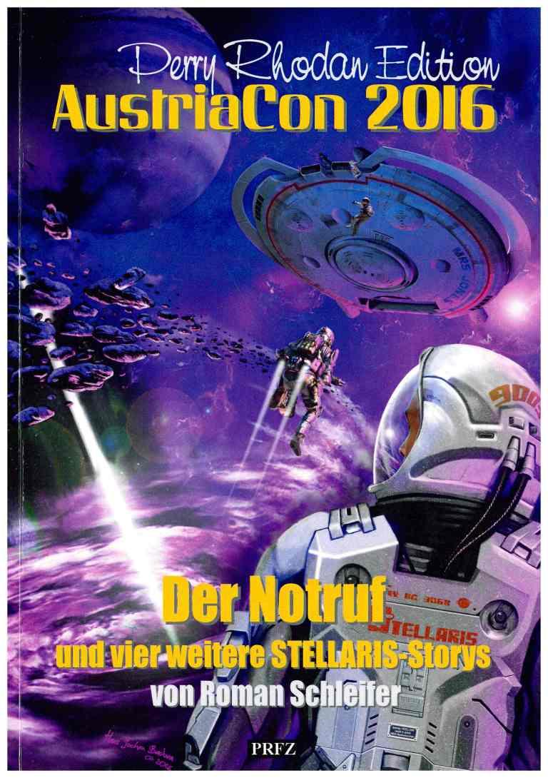 AustriaCon 2016-Der Notruf - Titelcover
