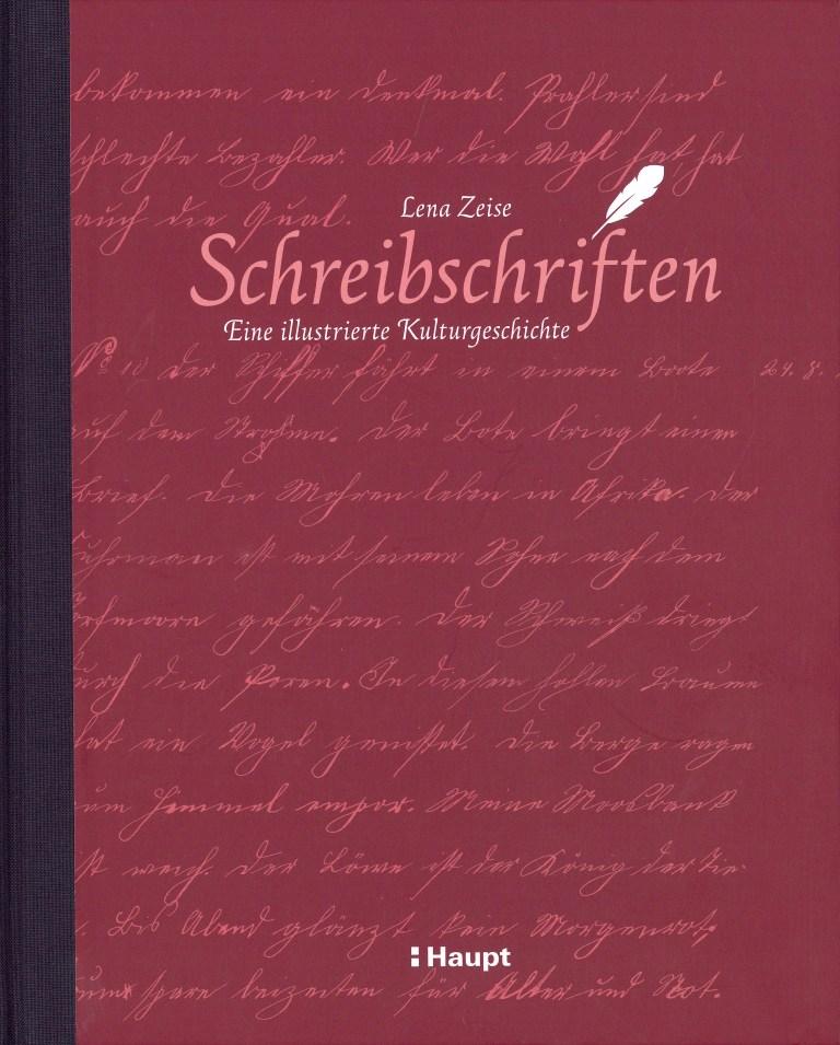 Schreibschriften - Titelcover