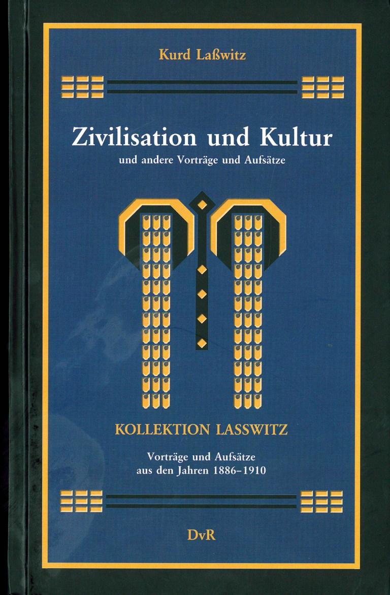 Zivilisaztion und Kultur - Titelcover