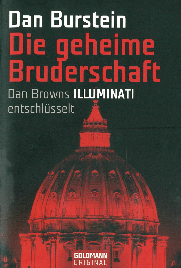 Die geheime Bruderschaft - Titelcover