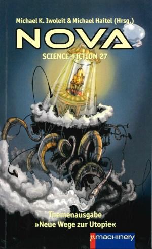 Nova, Nr. 27 - Titelcover