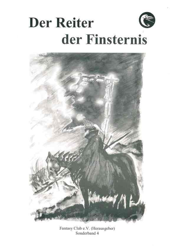 Der Reiter der Finsternis - Titelcover