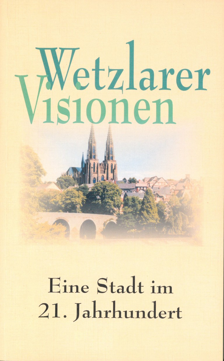 Wetzlarer Versionen - Titelcover