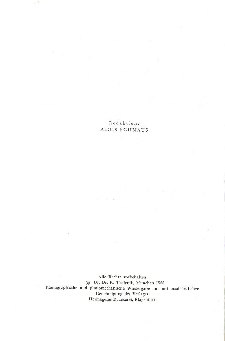 Beiträge zur Südosteuropaforschung - Impressum