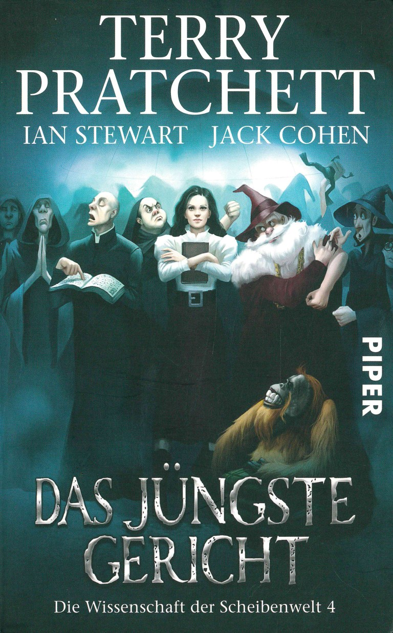 Das jüngste Gericht - Titelcover