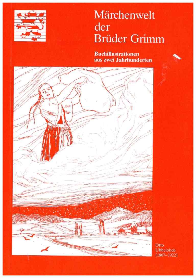 Märchenwelt der Gebrüder Grimm - Titelcover