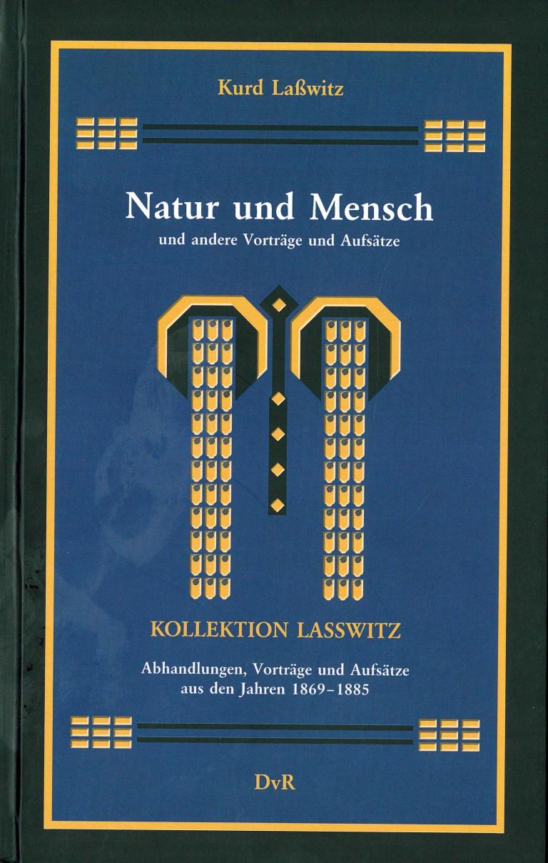 Natur und Mensch - Titelcover