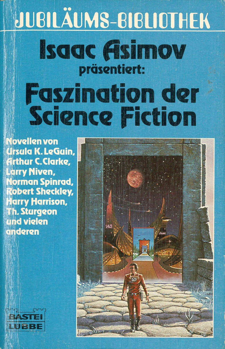 Faszination Science Fiction - Titelcover