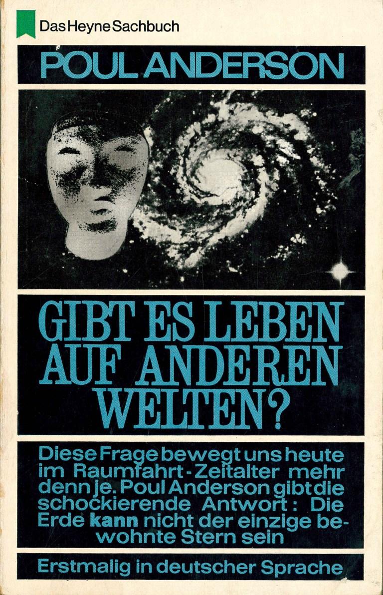 Gibt es Leben auf anderen Welten? - Titelcover