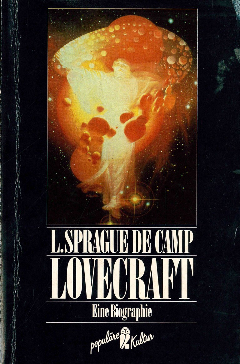 Lovecraft, eine Biographie - Titelcover