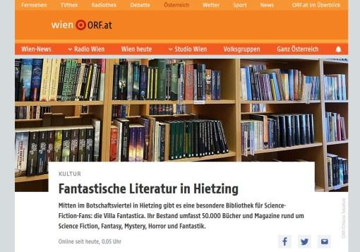 ORF - fantastische Villa