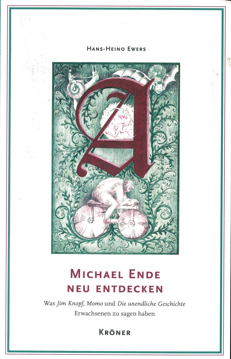 Michael Ende neu entdecken - Titelcover