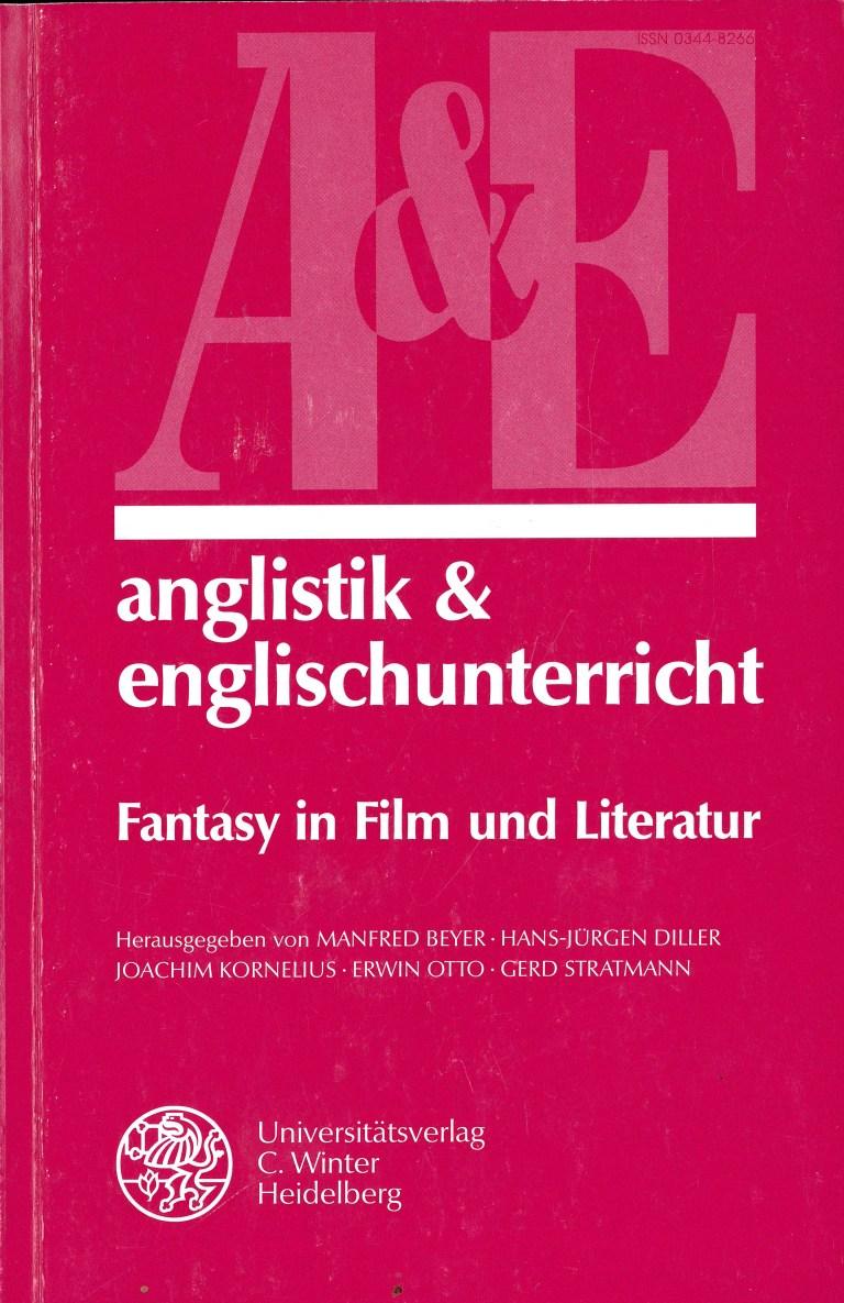 Fantasy in Film und Literatur - Titelcover