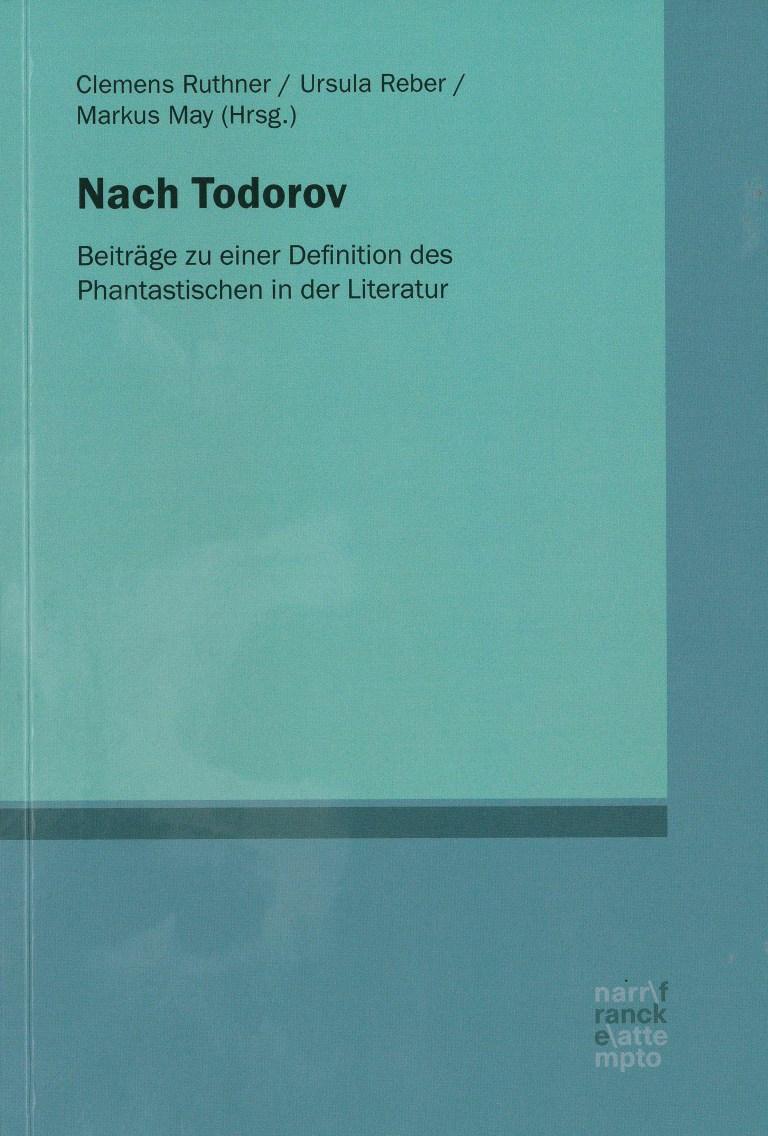Nach Todorov - Titelcover