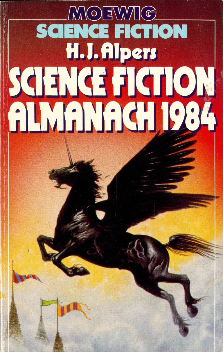 Science Fiction Almanach 1984 - Titelcover