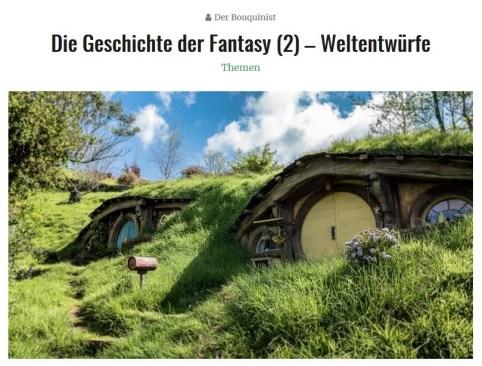 Geschichte der Fantasy 2 - Phantastikon