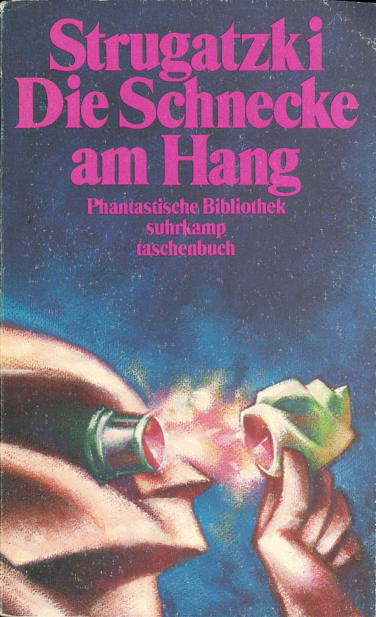 Die Schnecke am Hang - Titelcover