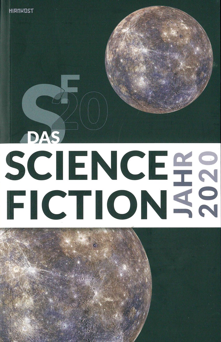 Das Science Fiction Jahr 2020 - Titelcover