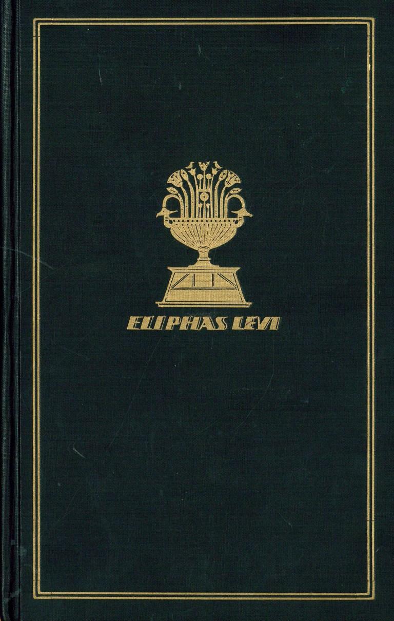 Geschichte der Magie 1926 - Titelcover